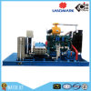 3000bar het Schoonmaken van de Machines van het Uitwerpen van het Water van de Industrie van het aluminium (JC1783)
