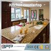 Bancada da cozinha do granito com superfície Polished
