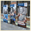 Suministro personalizado Pull Up Banner Stand