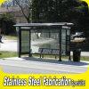 Keenhai personnalisé en acier inoxydable de plein air Arrêt de Bus à bon prix