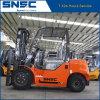 Carretilla elevadora diesel de Snsc 3.5ton con precio del motor de Japón Isuzu
