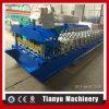 Máquina de la conformación por medio de rodillos de la hoja del azulejo de azotea del metal