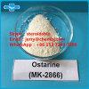 Pó 100% de Sarms Enobosarm da pureza Ostarine Mk-2866 para a osteoporose