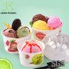 4oz 6oz 8 oz 12oz 16oz Hot vender gelados de papel Cup com o logotipo personalizado
