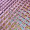 Rejas moldeadas rosadas para la decoración, plataformas, cercando, calzada de FRP