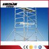 Sûreté en aluminium d'étape d'échafaudage de concert d'échafaudage employé couramment de construction de bâtiments