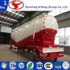 3 assi 70 tonnellate cenere carbone della polvere/di cemento/calce/della cenere volatile/limo di /Tank rimorchio materiale semi