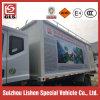 explosionssichere bewegliche Kraftstoff-Station des 40FT Behälter-50000L für Treibstoff oder Diesel