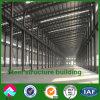 Bâtiment préfabriqué d'atelier de structure métallique grande/grande envergure