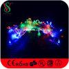 Transparentes Belüftung-Kabel-Weihnachtsim freienzeichenkette-Lichter
