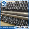 Tubo d'acciaio saldato di inventario di nero di carbonio di prezzi di fabbrica