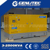 180kVA geluiddichte Diesel Generator door de Motor van Volvo (GPV180S)