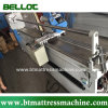 Doppeltes CNC-materielles Gewebe oder Tuch-Streifen-Ausschnitt-Maschine