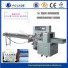 Máquina de embalagem médica horizontal do descanso do rolo da gaze/algodão