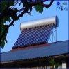 58 * 1800 del tubo de vacío calentador de agua solar