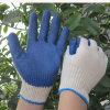 Guanto di funzionamento del lattice della mano rivestita regolare della costruzione