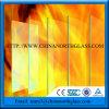 Ясное боросиликатное стекло Pyrex, горит Rated стекло