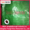 Bâche de protection de PE, matériau de tente, couverture en plastique extérieure imperméable à l'eau, poly bâche de protection bleue, tissu de HDPE
