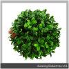 Decorazioni del giardino dell'albero del Topiary del Boxwood della sfera del Topiary