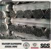 HDG Tubos de acero laminado en caliente Tubos de andamios