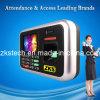 Zks-T2 биометрический сканер смарт-карт управление временем диктофон с CE