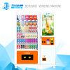 Máquina expendedora del bocado caliente de Zoomgu con el sistema de refrigeración