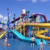 Big Water House para equipamento de parque aquático