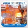 Grúa de arriba especial de fusión de acero del bastidor del taller