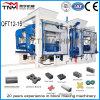 PLC het Blok dat van het Cement van het Systeem van de Controle Machines Qft12-15 maakt