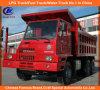 10 autocarro a cassone resistente di estrazione mineraria della rotella 70ton da vendere
