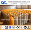 Nuevo cilindro de gas de alta presión del acero inconsútil de la autógena del argón del dióxido de carbono del nitrógeno del oxígeno del acetileno