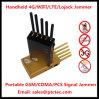 De krachtige Handbediende Mobiele Stoorzender van de Stoorzender van Cellphone van de Stoorzender van het Signaal voor GPS WiFi/4G/3G/2g