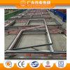 Bâti en verre d'aluminium de mur rideau