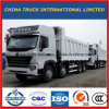중국 12 바퀴 Sinotruk 8X4 12 바퀴 HOWO A7 덤프 트럭 가격 판매