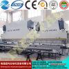 Wc67 dobradeira hidráulica CNC/Pressione a máquina de dobragem/Placa portagens de soldadura