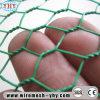 48 Malha Hexagonal revestido de plástico de altura para o zoneamento de frango