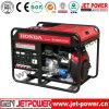 220V 230V 2 실린더 Honda Gx690 엔진 가솔린 Genset 10000W 10kw Honda 발전기