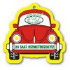 Crear el aire para requisitos particulares colgante Freshner/tipo de papel de encargo ambientador de aire para el coche/la tarjeta de papel del ambientador de aire del coche (YB-f-010)