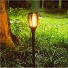 2018novo maçarico de chama Solar Luz LED para máquinas de estaleiro