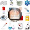 Celulosa carboximetil farmacéutica CMC de sodio del grado