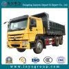 中国はトラックHOWO鉱山のダンプトラックのSinotruk 6X4のトラックを使用した