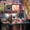 заводская цена Mini DIY Dollhouse игрушки