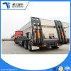 3 assen/Laag Bed/de Semi Aanhangwagen van het Nut Lowbed/Lowboy/Flatbed voor het Speciale Voertuig van het Vervoer