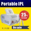Máquina de depilación IPL IPL portátil Shr Máquina Opc.