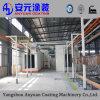 Macchina e riga di rivestimento automatiche della polvere della pianta della Cina da vendere