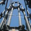 Prefab de alta qualidade de construção em aço comercial com base redonda