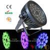 Новая конструкция IP65 водонепроницаемый PAR лампа 18X15W 6в1 LED PAR64