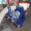 Máquina de acero del chorreo con granalla de la limpieza de la superficie del chorreo de arena