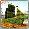 Gras van de Decoratie van de Tuin van de Prijs van de fabriek het In het groot Kunstmatige Topiary