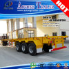 In secondo luogo Hand Used 40ft Container Chassis Trailer per le Filippine